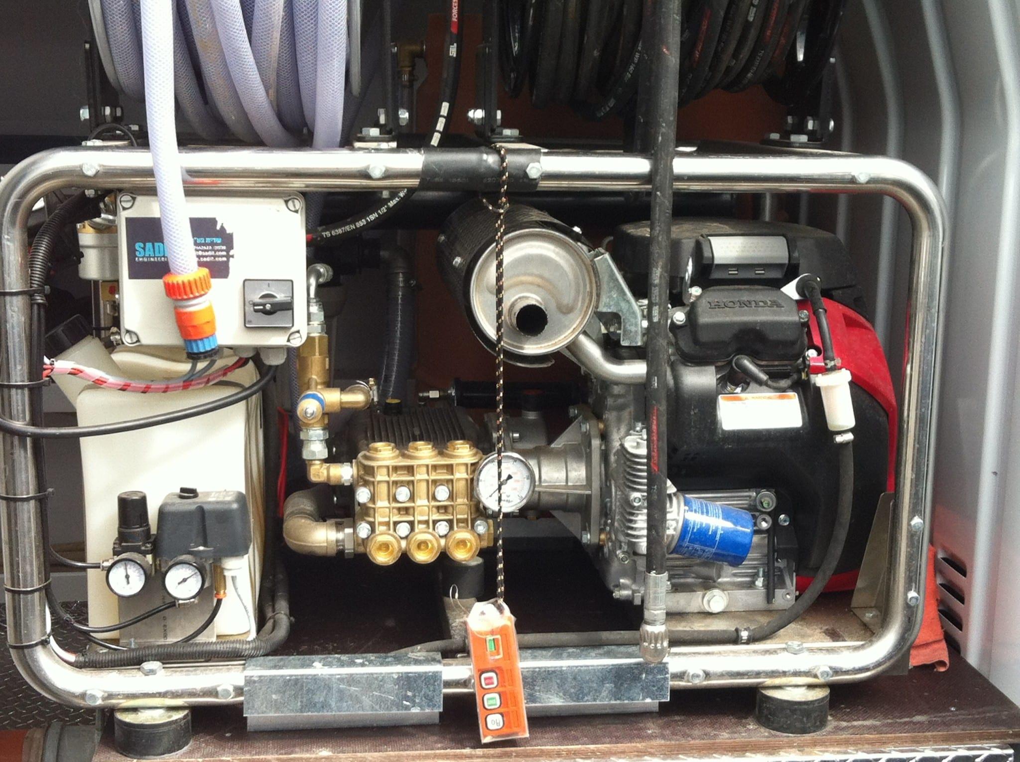 מגניב ניידת לפתיחת סתימות ביוב | אינפרא בונפיל איתור נזילות מים ZY-52