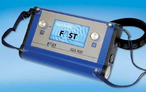 מכשיר איתור נזילות משולב אקוסטי בגז